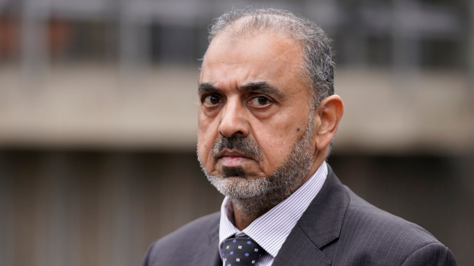 Lord Nazir Ahmed: Peer quits after report finds he breached code of conduct  | UK News | Sky News