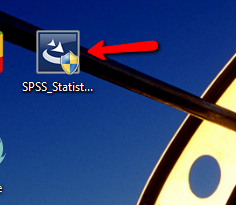 SPSS icon Desktop