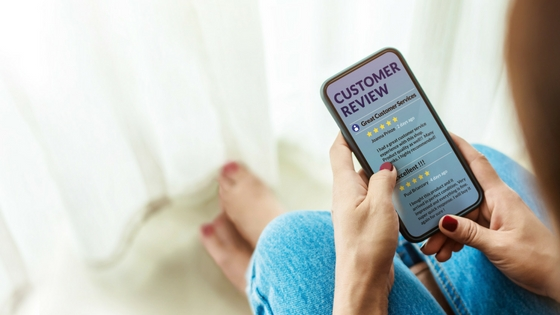 Making the Most of Online Reviews-image