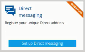Setup Direct Messagingpng