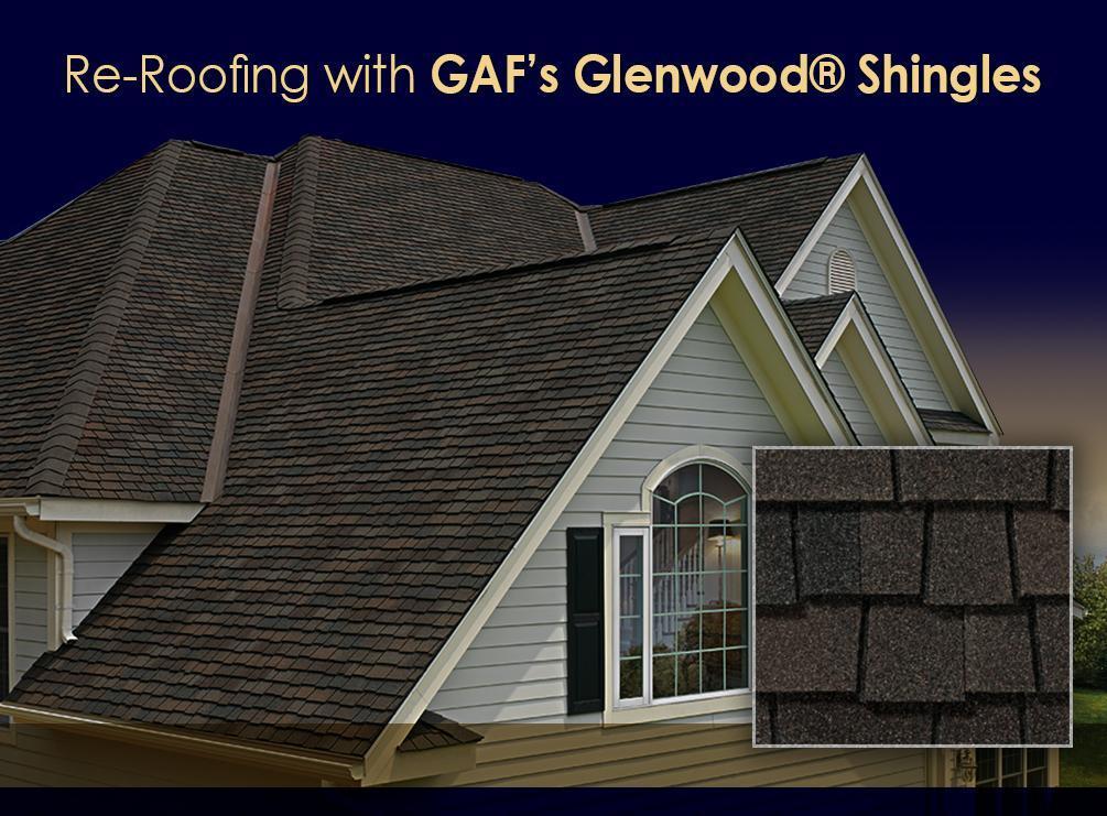 GAF Glenwood Shingles