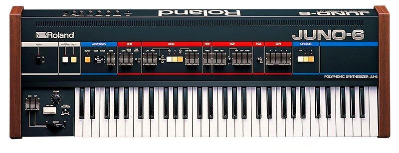 Roland Juno-6 (1982)