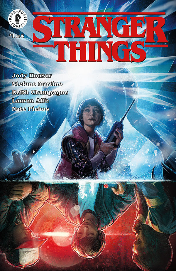 Image result for dark horse stranger things""