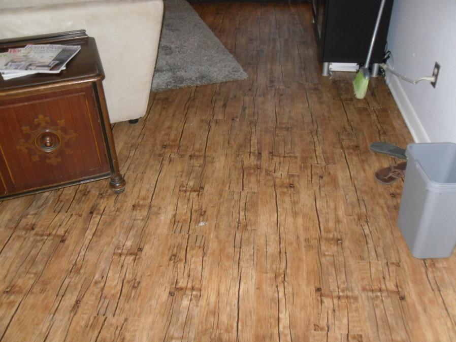 Owen Flooring Waterproof Scratchproof Sunproof