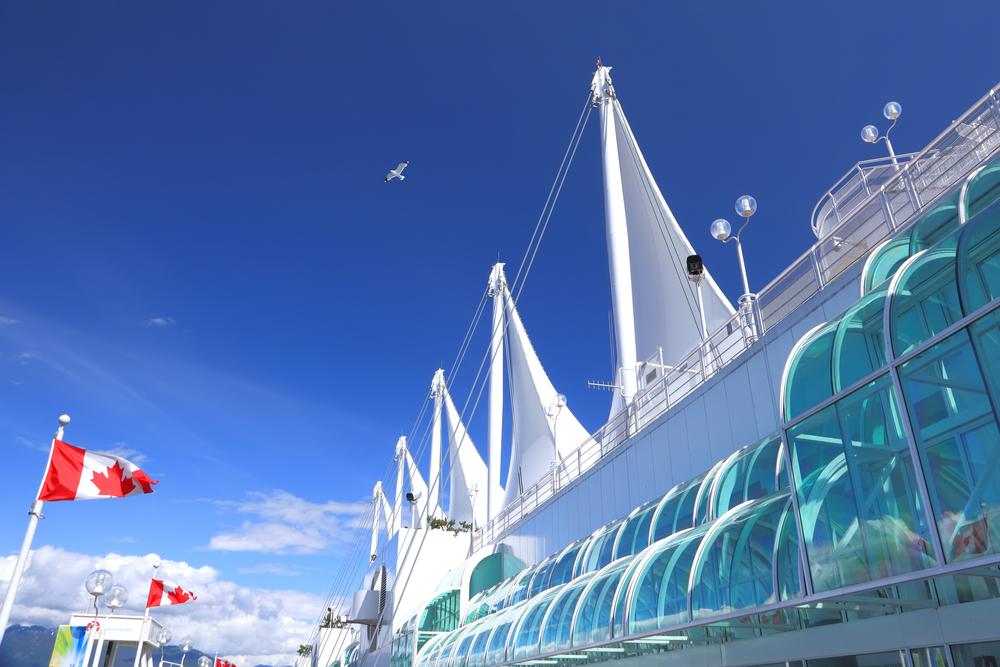 加拿大打工度假遊學留學必去景點canadaplace