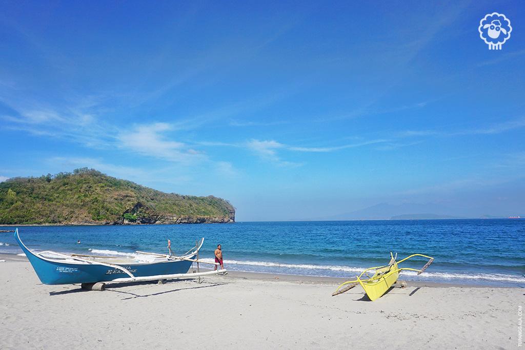 Kaynipa Cove in Cavite Philippines