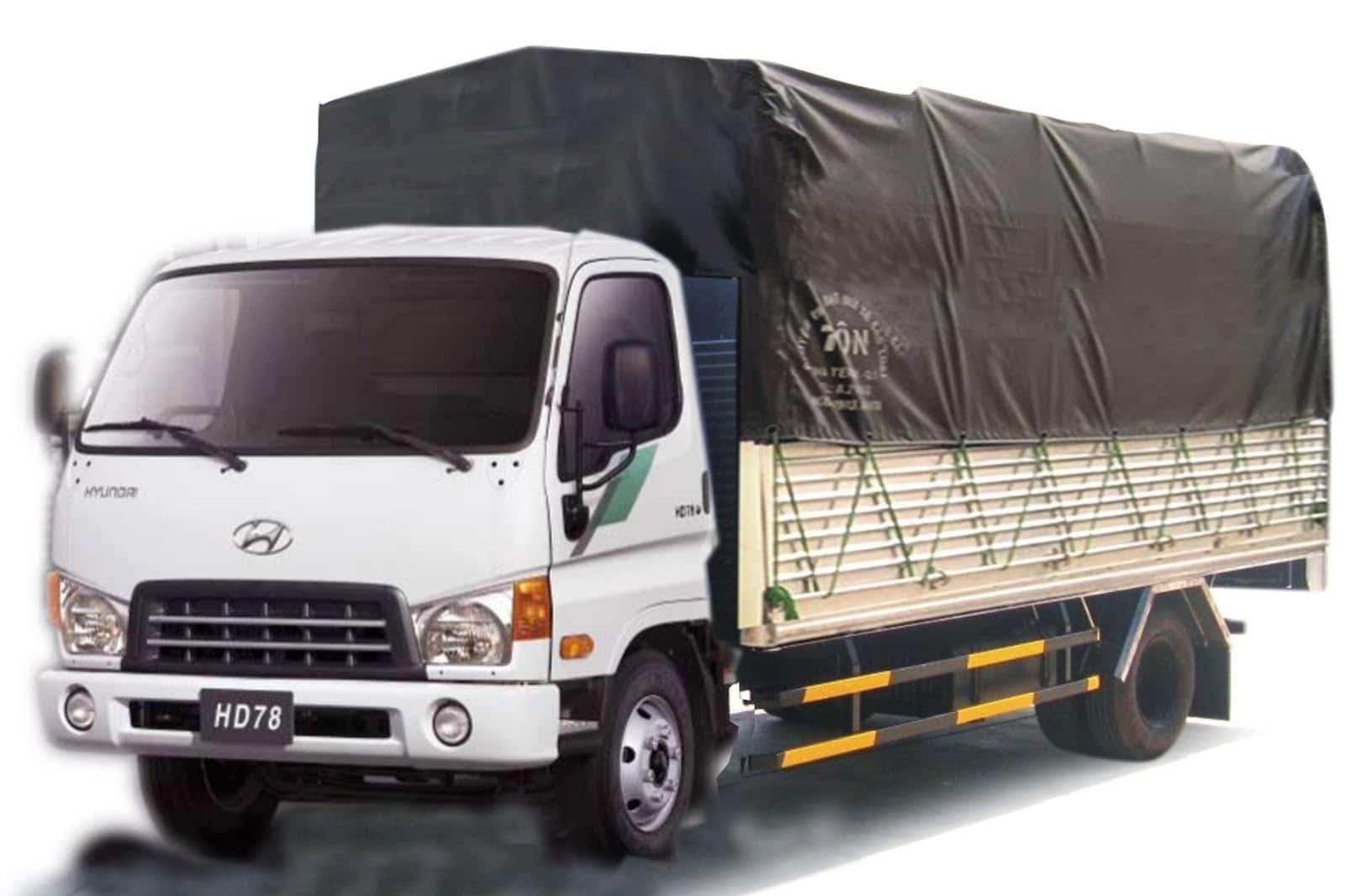 Cho thuê xe tải hiện đại, tiết kiệm chi phí