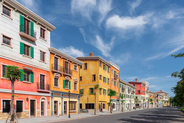 Dự án sun premier village primavera mang phong cách Địa Trung Hải
