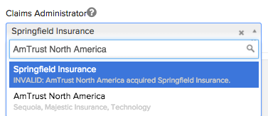 Springfield Insurance is now AmTrust