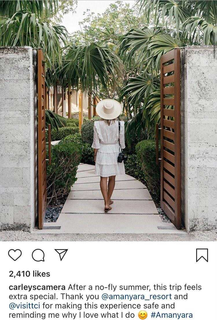 travel Instagram carleyscamera