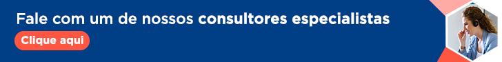 Banner informativo convida o leitor a clicar e conversar com consultores.