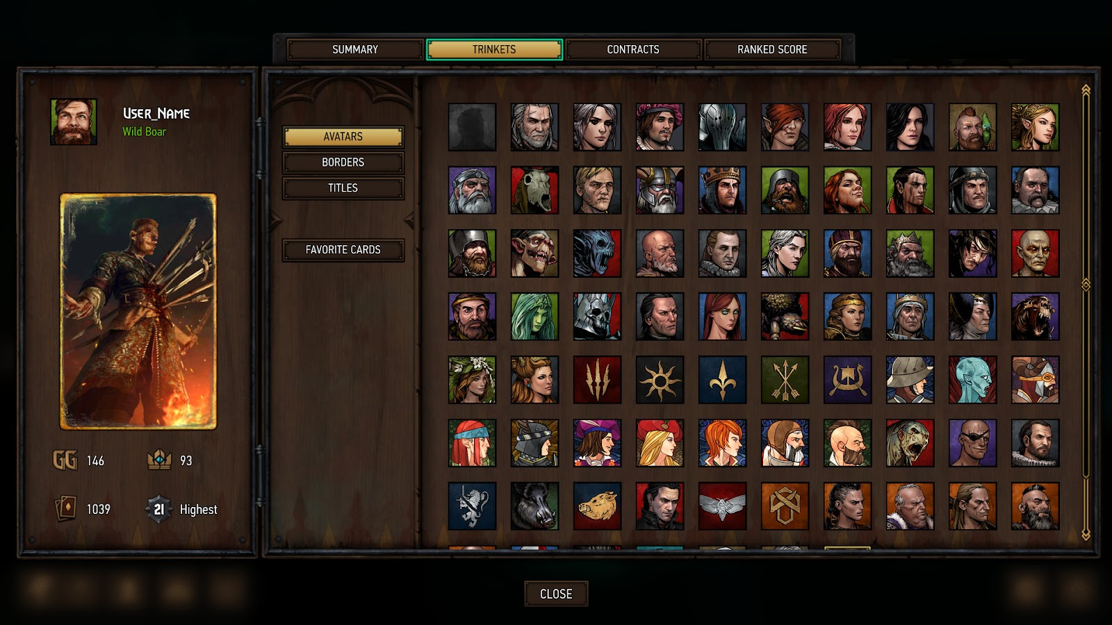 [Review] Gwent : The Witcher Card Game เกมการ์ดจากซีรีส์ The Witcher 18