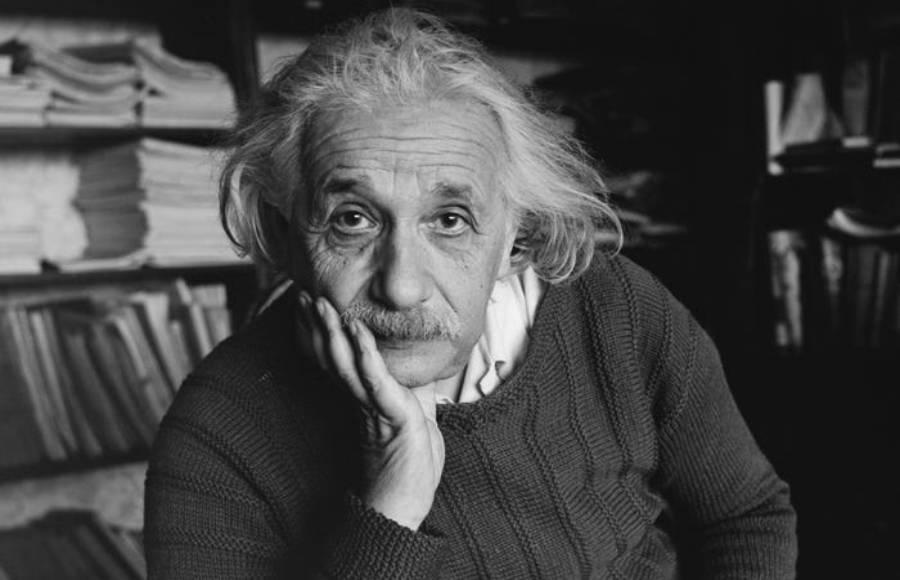Who is Albert Einstein