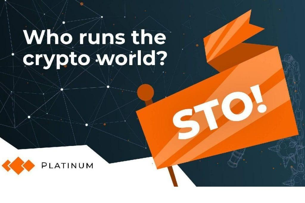 Who runs the crypto world? STO