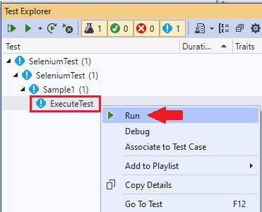 Selenium with C# Tutorial