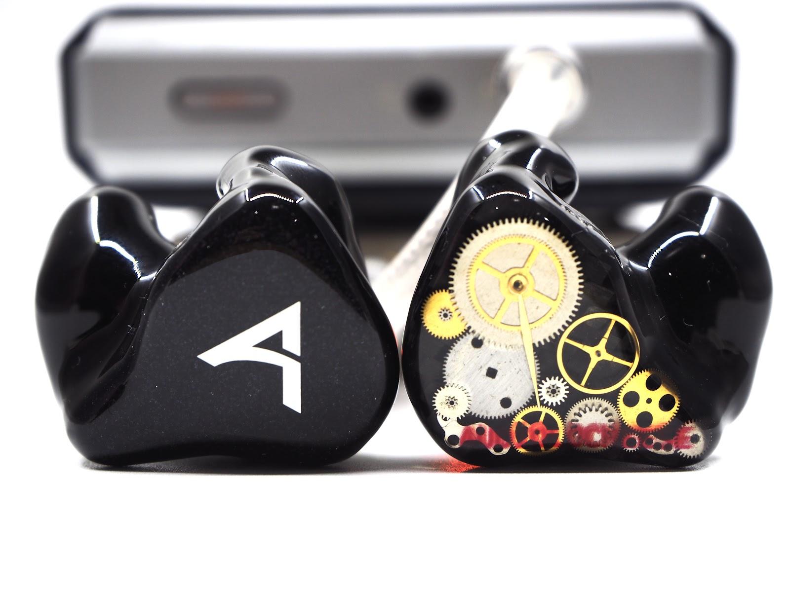 Avara AV3 with Opus #3 hooked to ALO Audio RX
