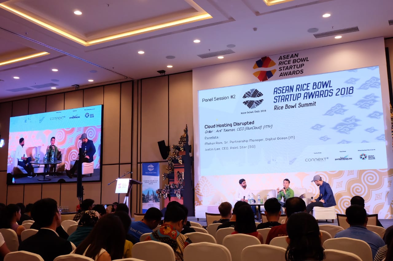 ASEAN Rice Bowl Startup Awards 2018