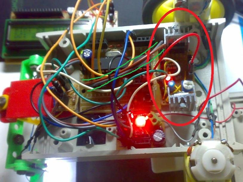 Transistor ứng dụng điều khiển động cơ