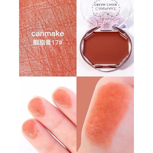 Review các loại phấn má hồng Canmake chuẩn phong cách Nhật nhiều cô nàng ao ước 5