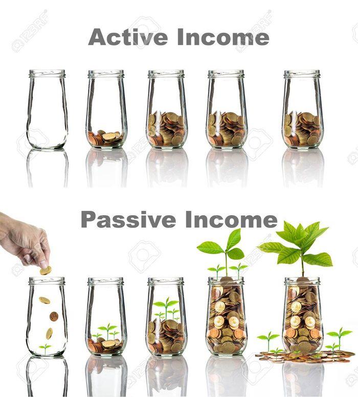 聯盟行銷有什麼優缺點:主動收入前期累積會比較快,但是後期被動收入肯定可以超越主動收入。