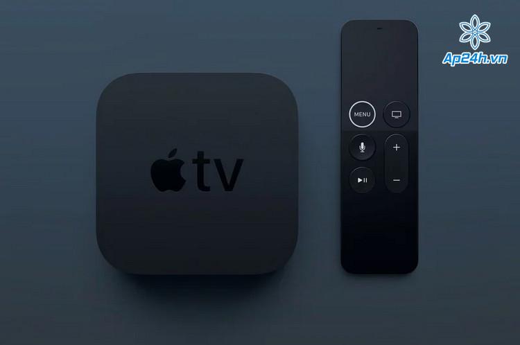 Phiên bản Apple TV hiện tại đã được ra mắt 3 năm