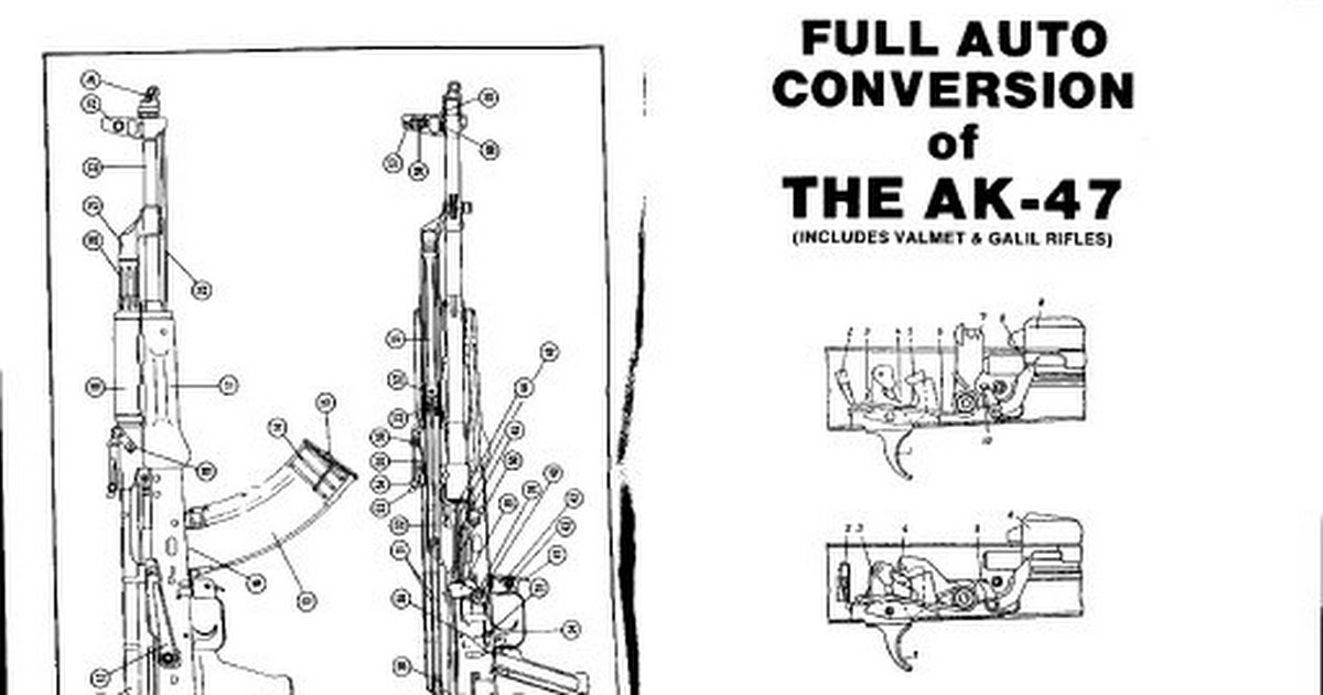 Full Auto Conversion of the AK-47 pdf - Google Drive