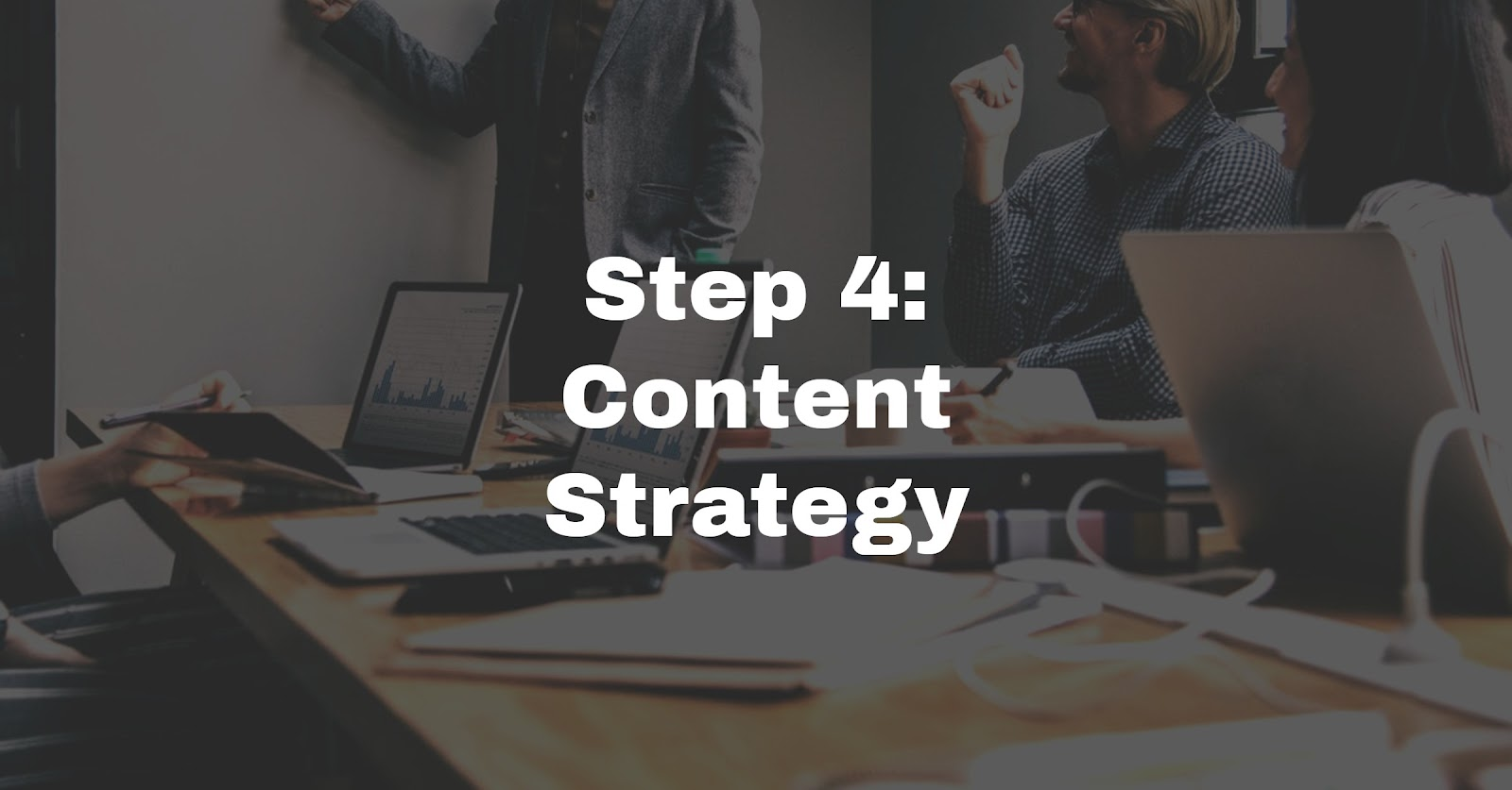 planning content strategy for websites