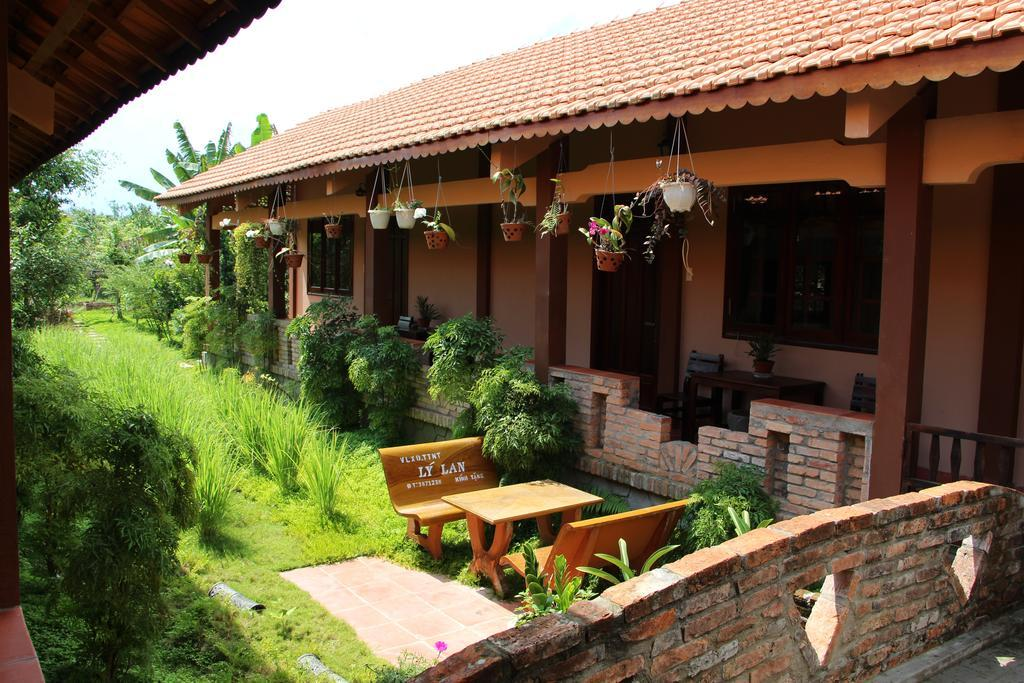vườn Gite Nam Hien Mekong homestay