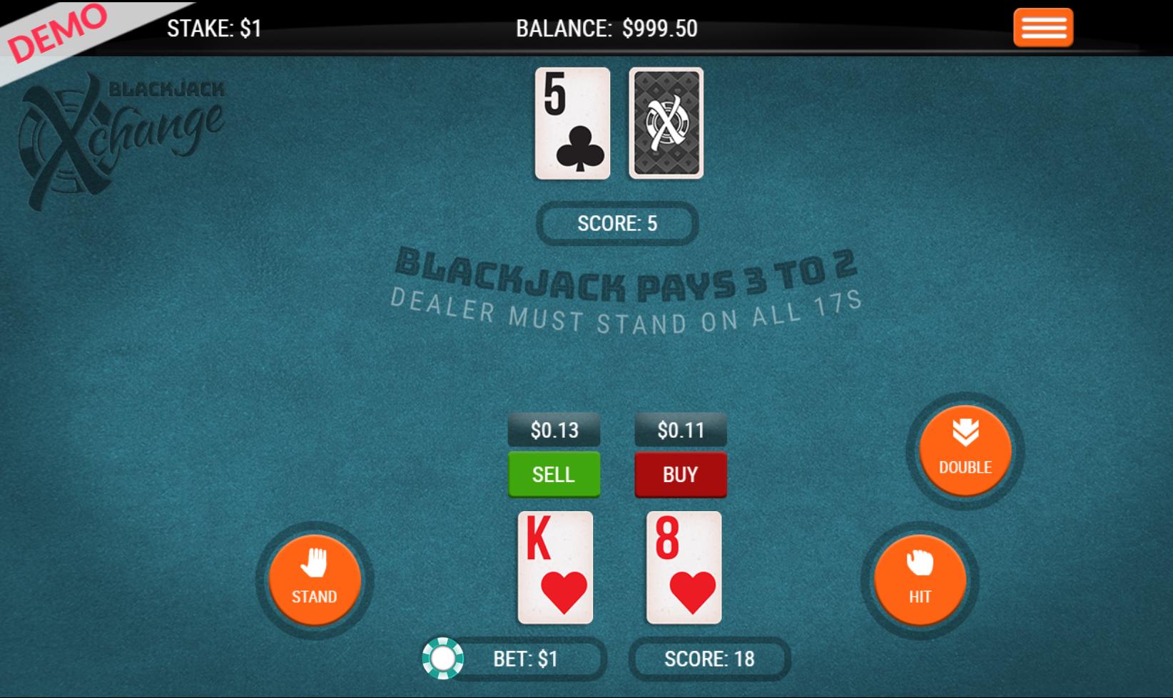 Borgata Online Blackjack