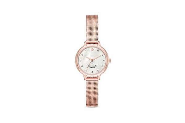 Morningside Mother-of-Pearl Dial Watch from Bloomingdale's