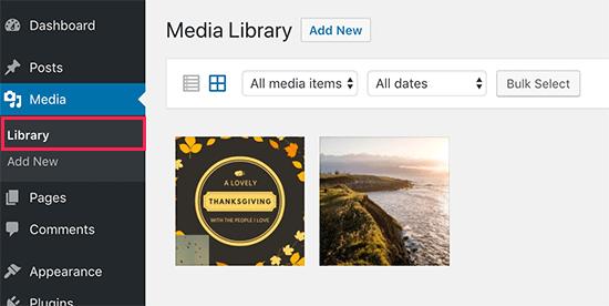 Thư viện phương tiện