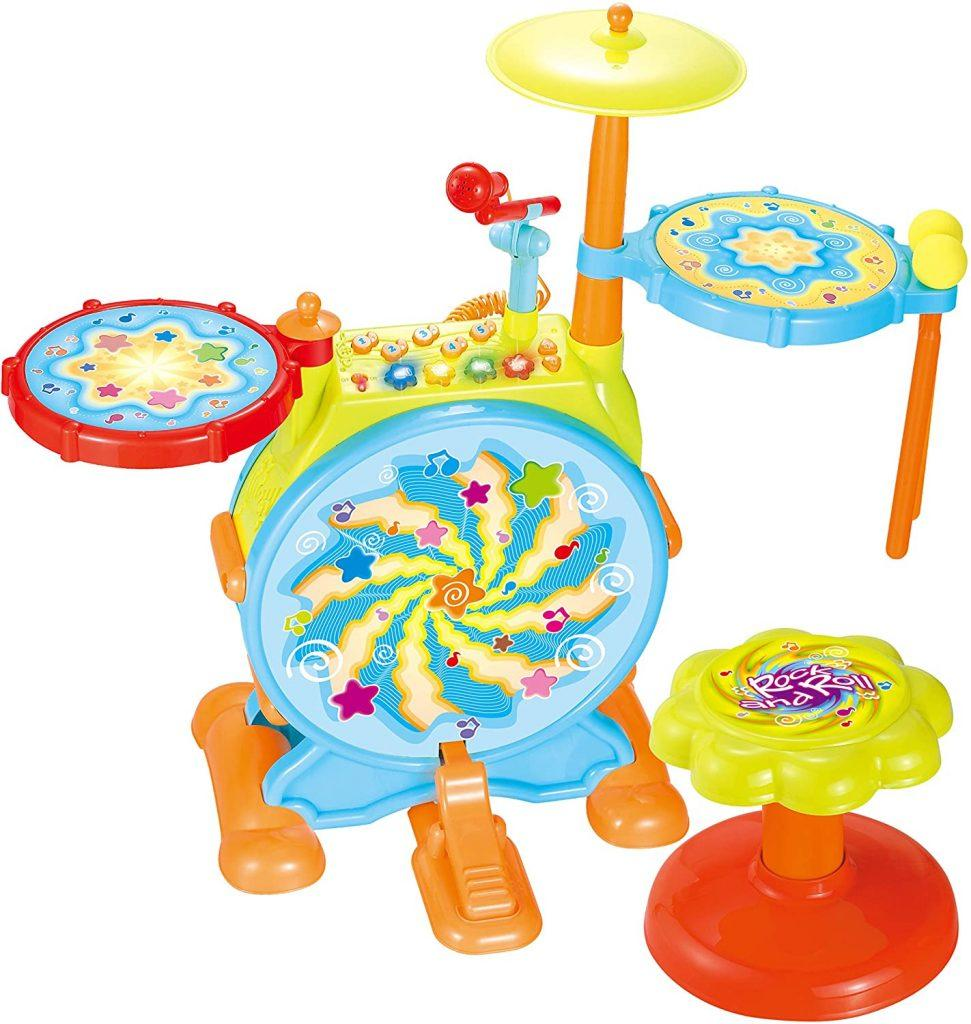 Iq Toys My First Drum Set 1
