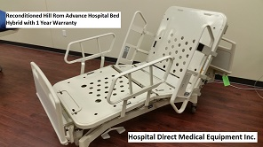 Reconditioned Hill Rom Advance Series Hospital Bed 7 mini.jpg