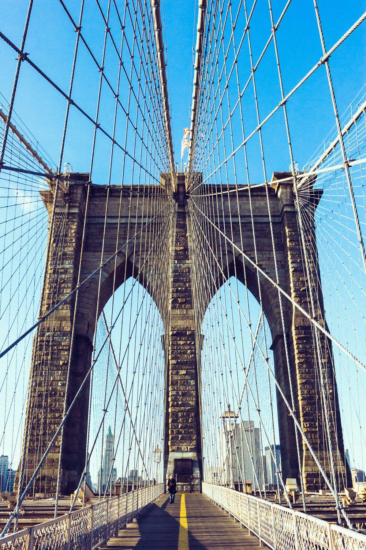 Dog Friendly Places in NYC Brooklyn Bridge