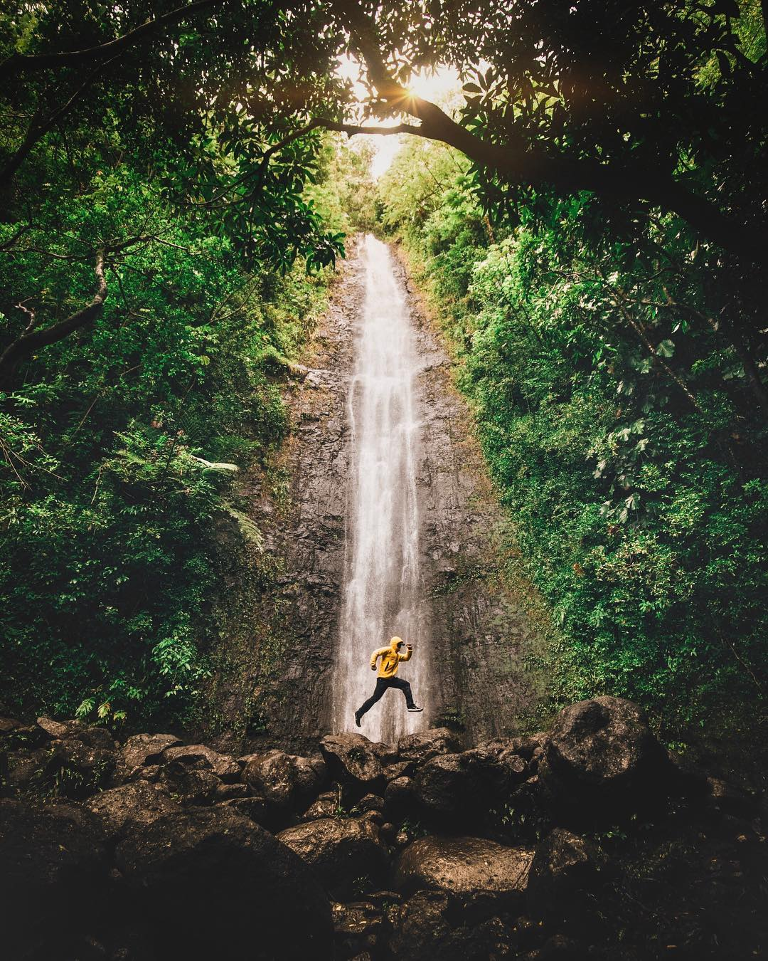 Visit Manoa Falls (#16 on 26 best things to do on Oahu)