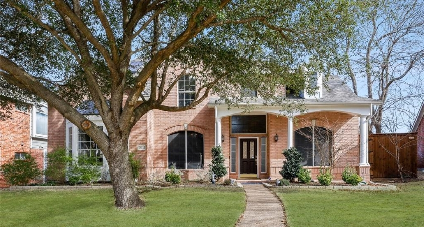 Single family home in East/Central Plano