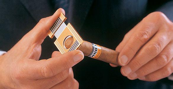 Как правильно обрезать сигару?
