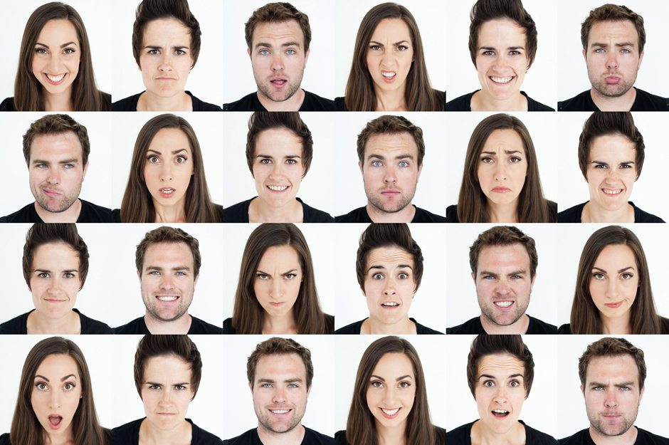 facial microexpressions