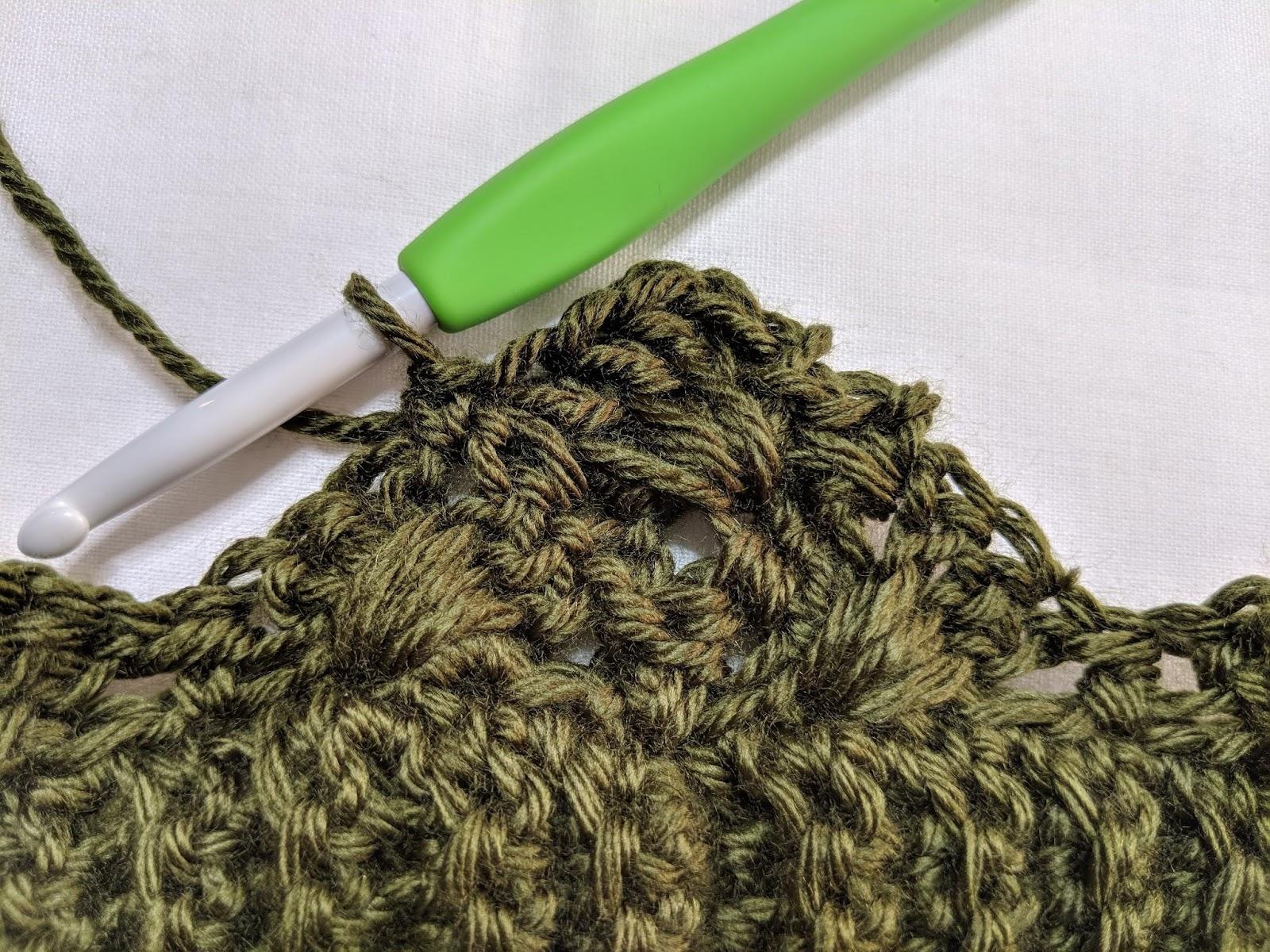 The Amphitrite Cowl - Free Crochet Pattern