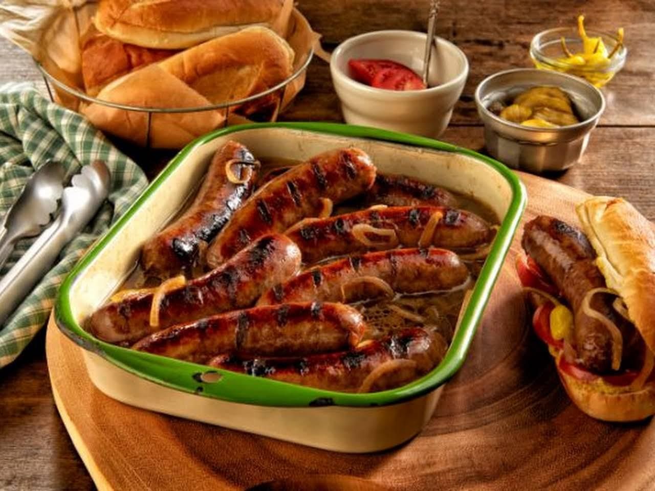 recipehoney garlic sausage recipe