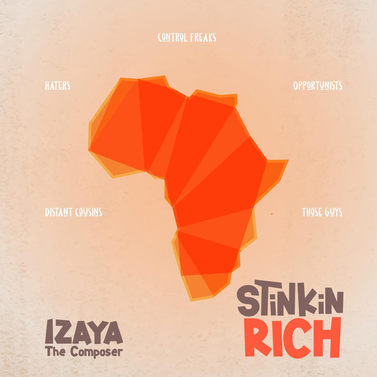 Stinkin Rich Album cover