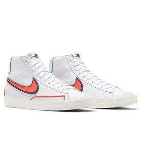 Nike Men's Blazer Mid '77 Infinite Leather Basketball Shoe