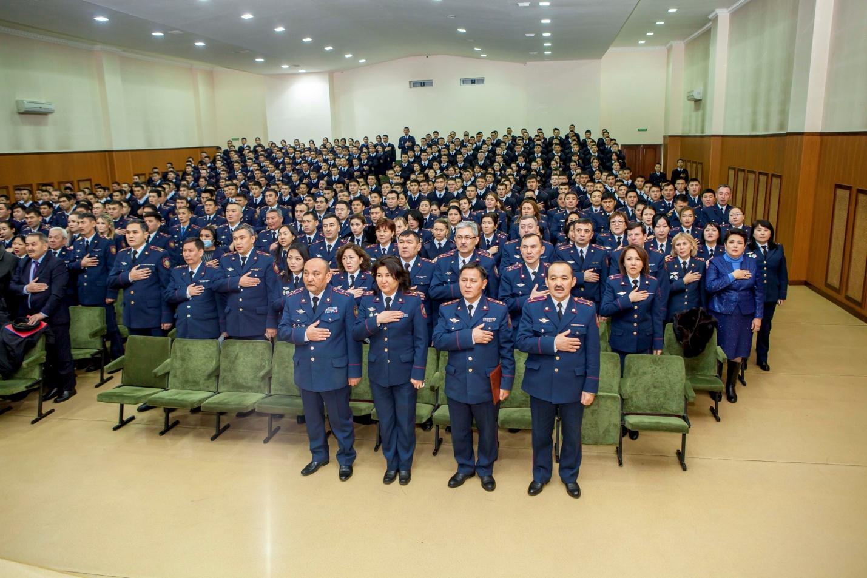 В Академии прошло торжественное собрание, посвященное  Дню независимости