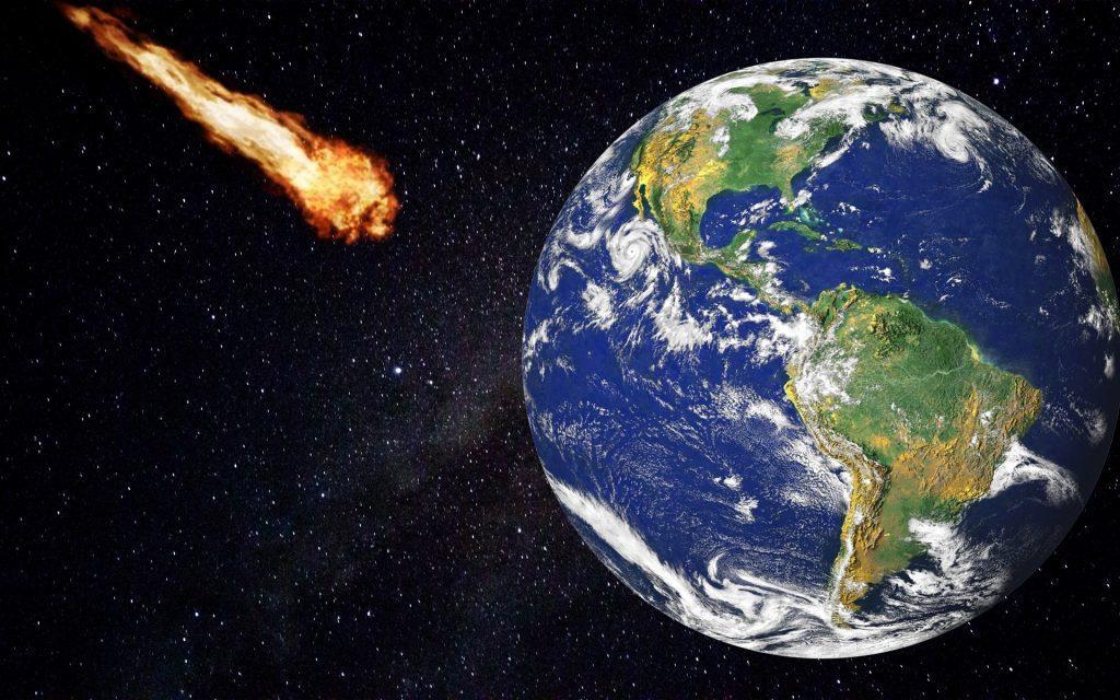 significato cambiamento climatico terra asteroide
