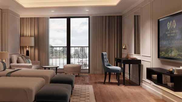REVIEW VỀ CHẤT LƯỢNG PHÒNG NGHỈ TẠI FLC GRAND HOTEL HẠ LONG BAY 06