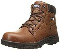 Skechers for Work Men's Workshire Relaxed Fit Work Boot