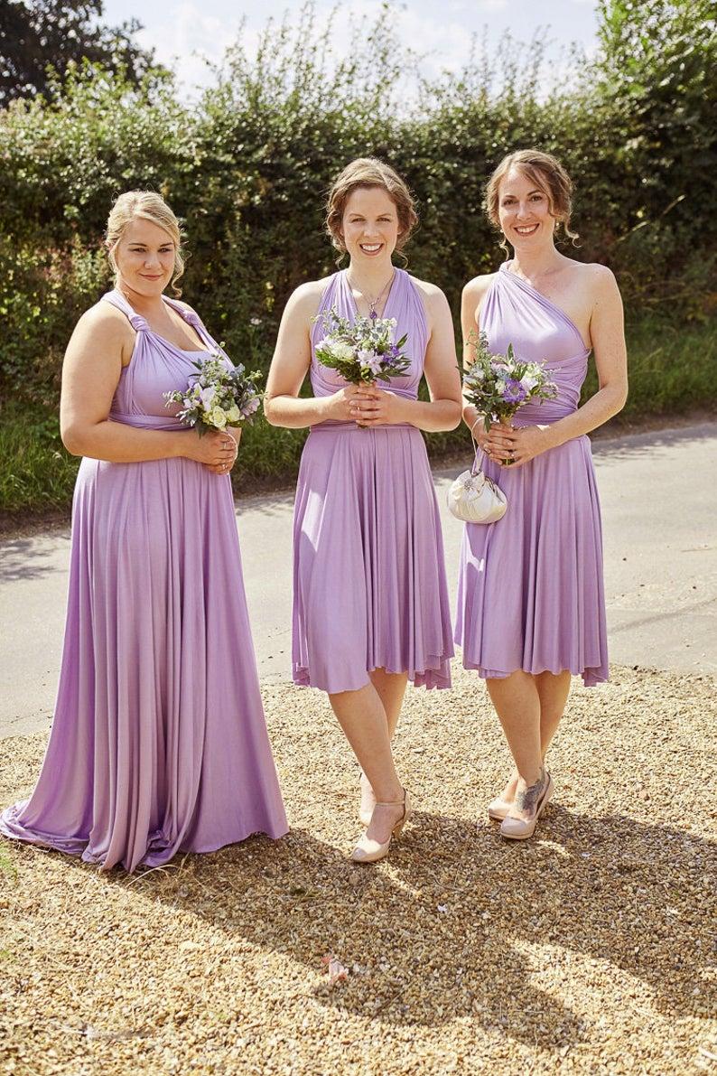 plus-size multiway bridesmaid dresses 10