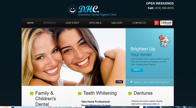 Downtown Dental Hygiene Clinic
