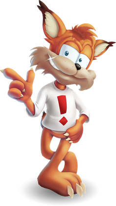 Image result for bubsy woolies strike back""