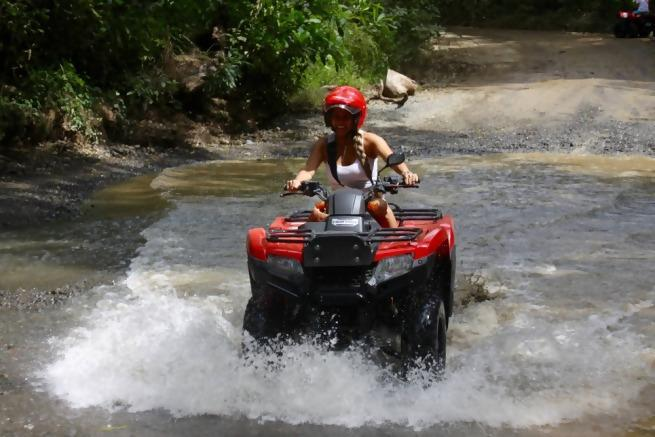 Image result for atv in mountains